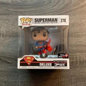 Pop! Heroes: Superman Deluxe (DC)